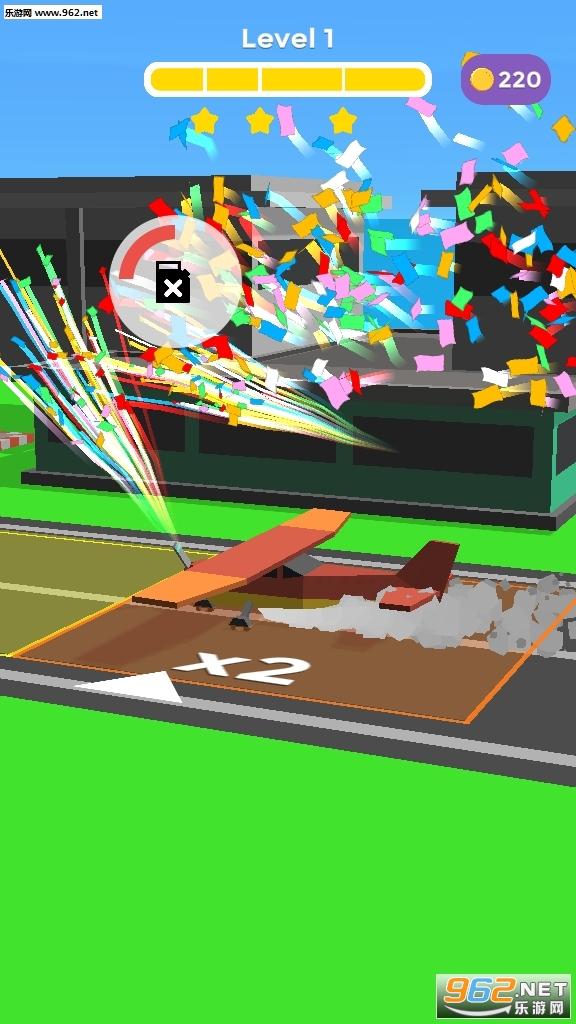 我开飞机贼6游戏v1.2_截图2