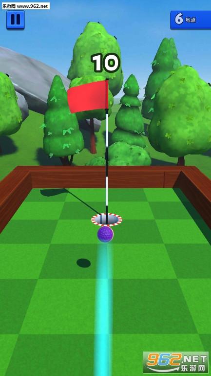 高尔夫狂热游戏v1.10_截图3
