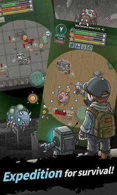 地下世界避难所破解版单机v1.8.0_截图3
