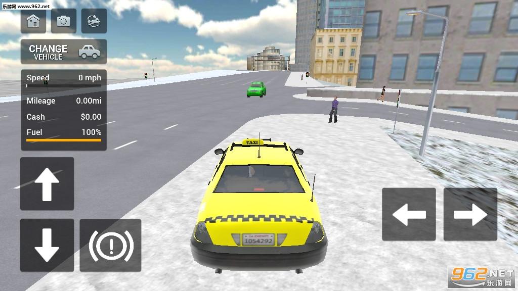 城市出租车模拟安卓版v1.20截图2