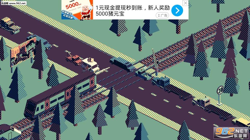 复古铁路口手游v1.0截图1