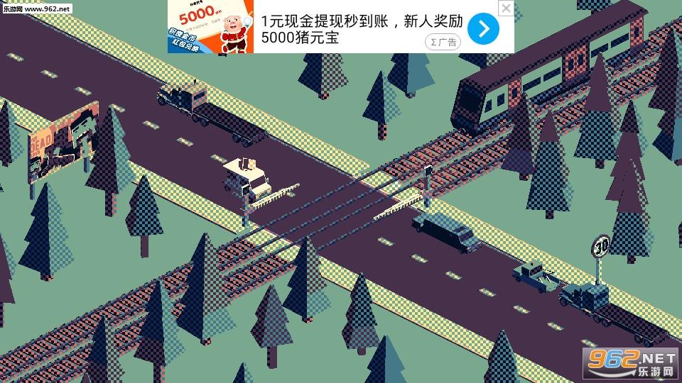 复古铁路口手游v1.0截图2