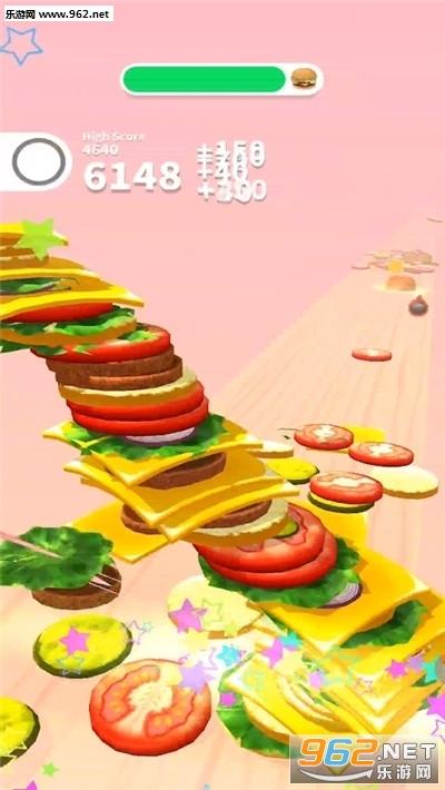抖音汉堡达人游戏v1.0 安卓版截图1