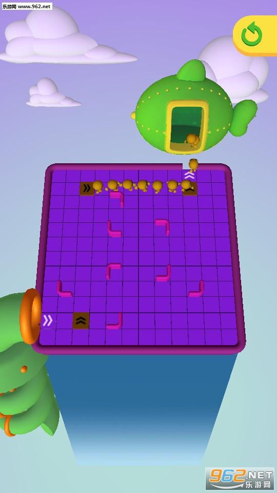 拼图糖豆人游戏v0.2截图0