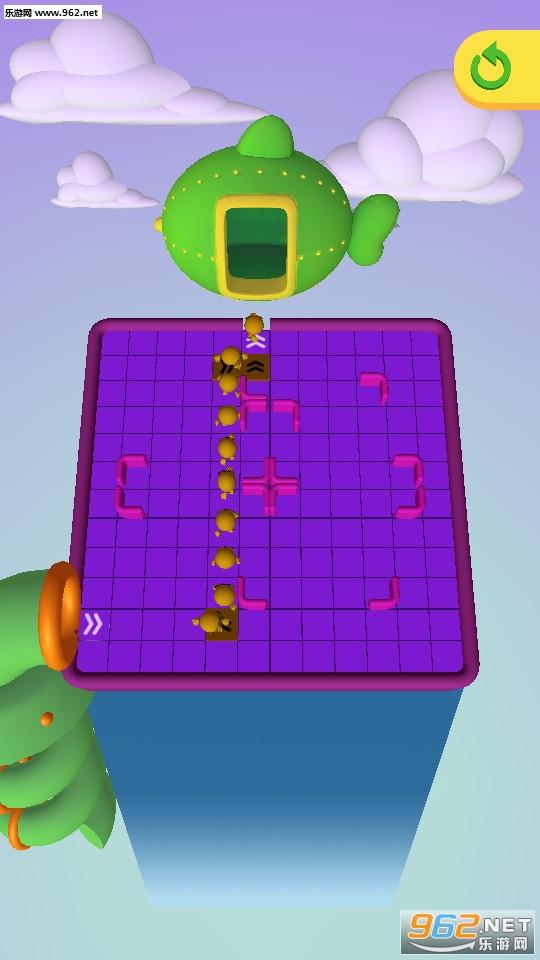 拼图糖豆人游戏v0.2截图1