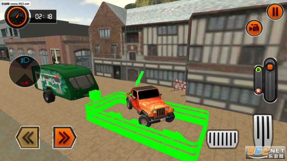 露营车模拟器破解版v1.4截图1