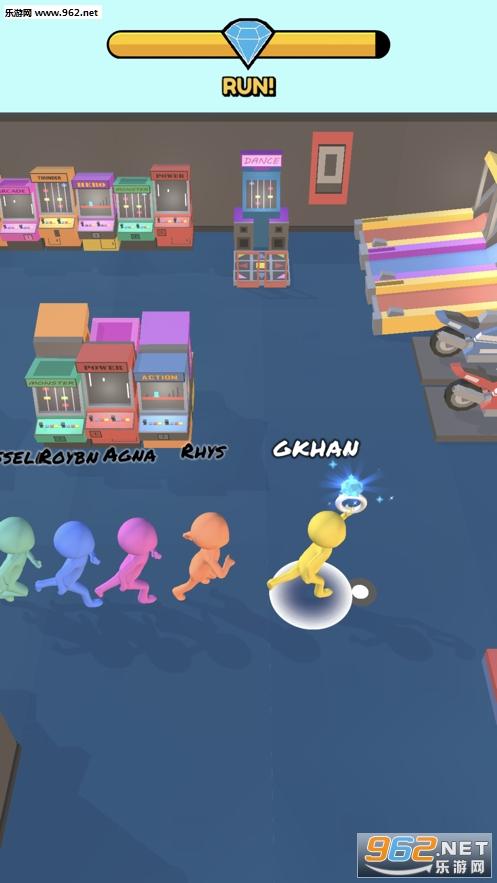 Catcher io游戏v1.0截图2