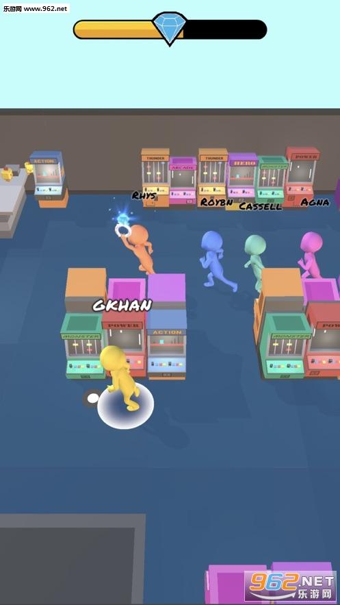 Catcher io游戏v1.0截图3