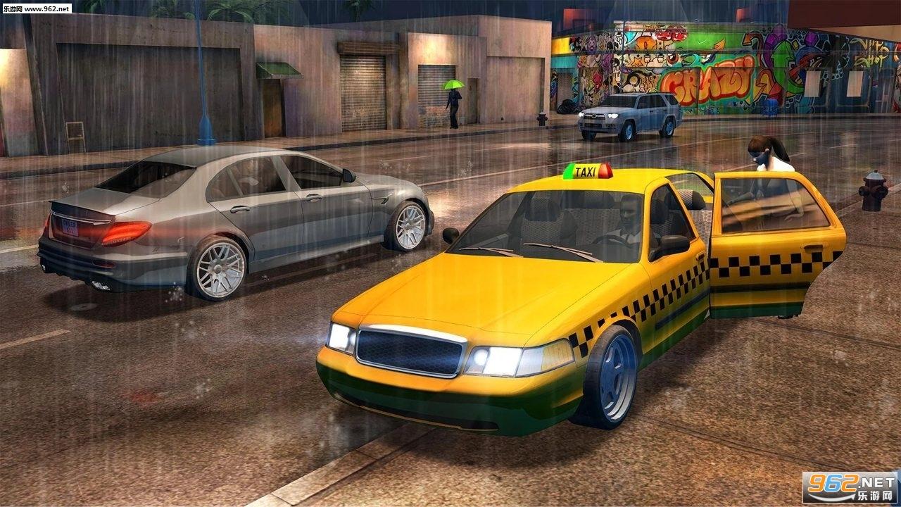 出租车驾驶模拟2020游戏1.2.8最新破解版v1.2.8截图0