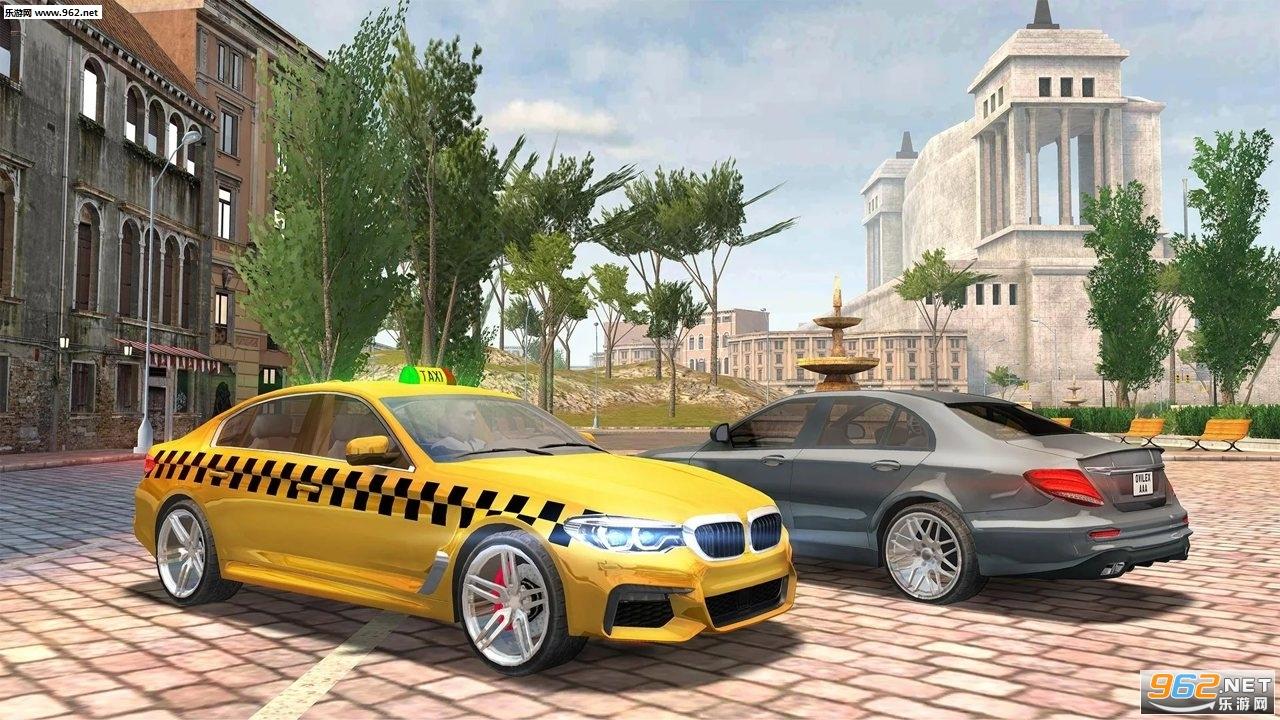 出租车驾驶模拟2020游戏1.2.8最新破解版v1.2.8截图4