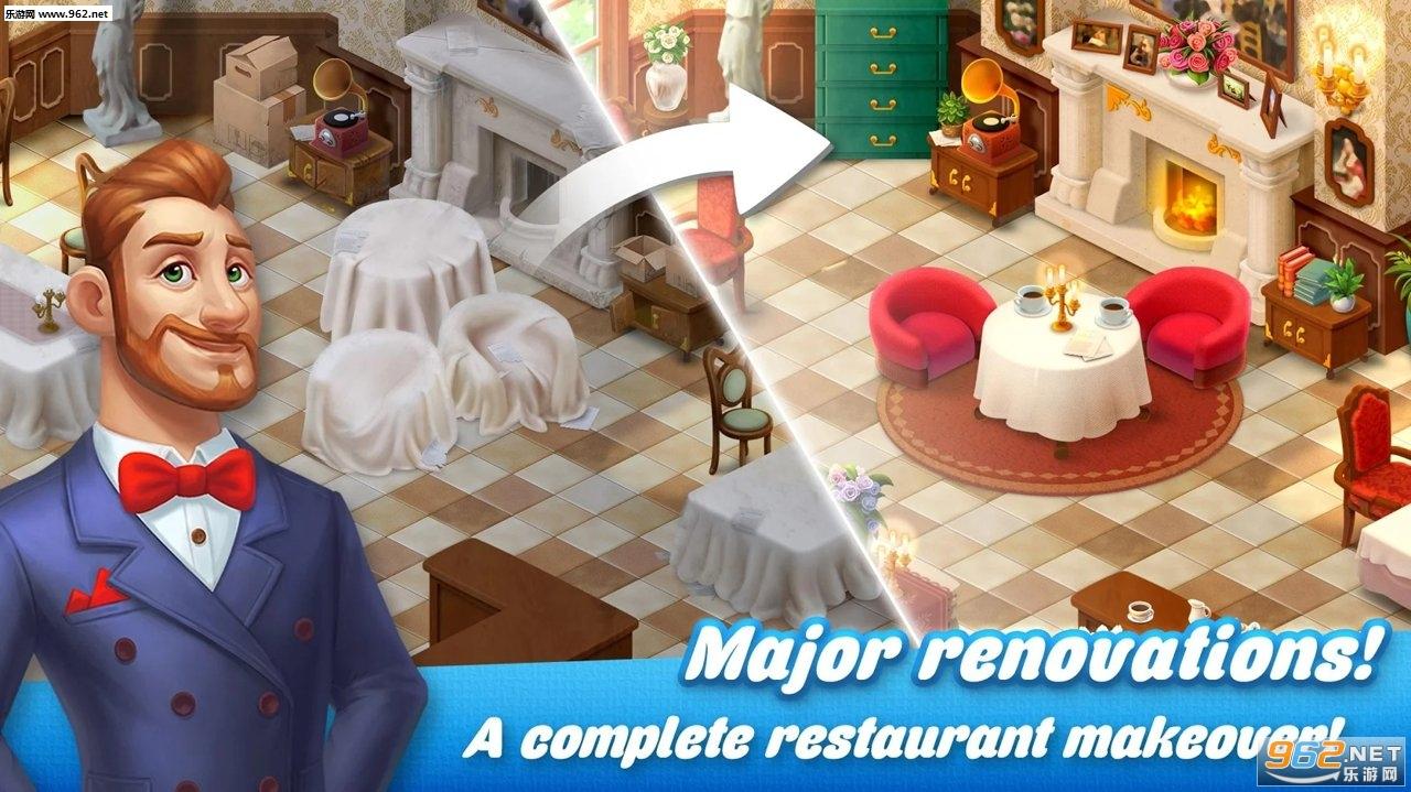 餐厅复兴破解版无限星星版v1.6.7截图3