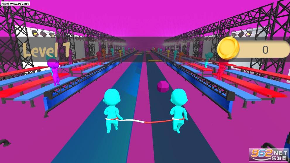 人类纤绳奔跑官方版v1.02截图1