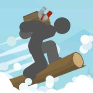 火柴人滑雪冒险安卓版v0.1