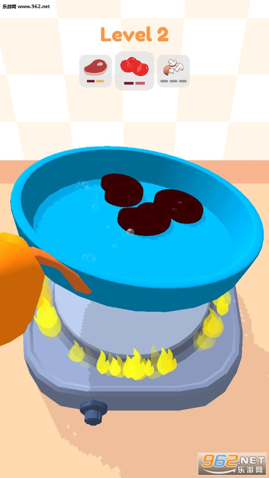 欢乐快餐游戏v0.1截图2