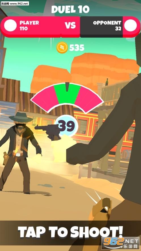 决斗英雄3D手游v1.0截图1