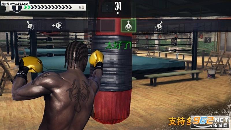 真实拳击最新破解版v2.7.1_截图2