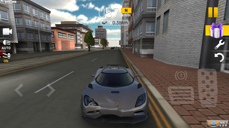 极限汽车模拟驾驶破解版最新版v5.1.2_截图0