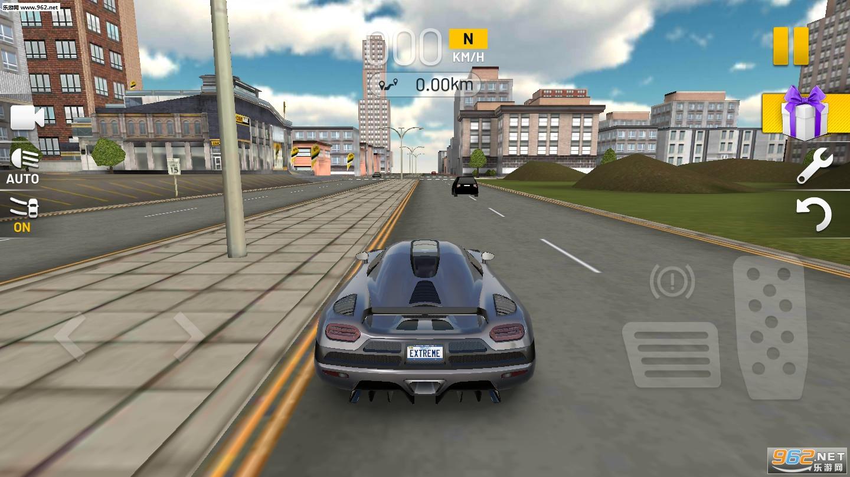 极限汽车模拟驾驶破解版最新版v5.1.2_截图1