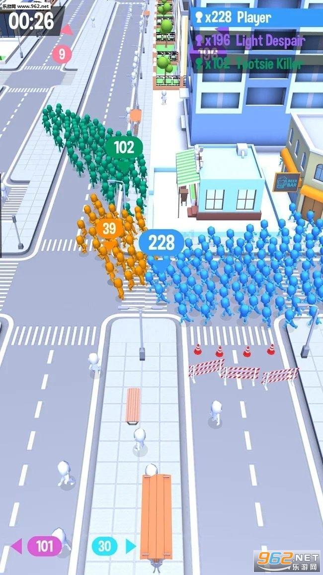 拥挤城市2020最新版v1.4.3_截图0