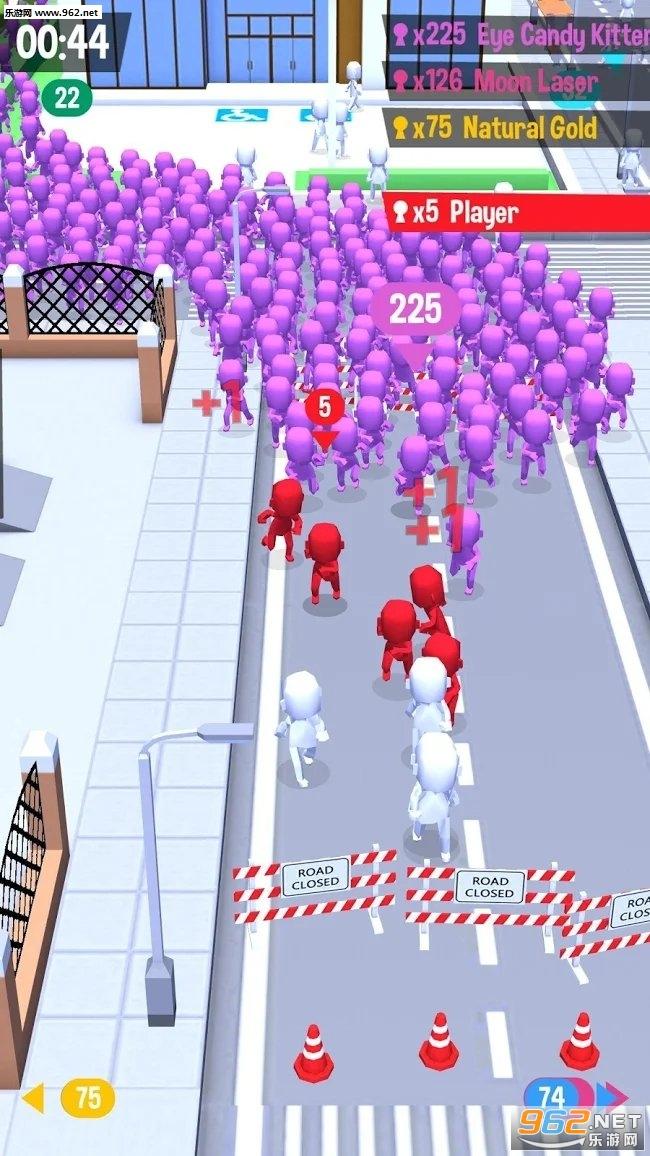拥挤城市2020最新版v1.4.3_截图3