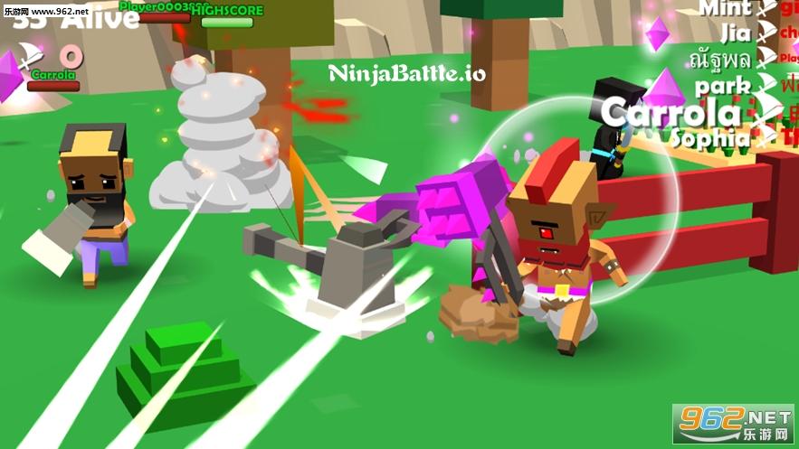 NinjaBattle.ioС��Ϸ