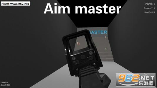 Aim master苹果