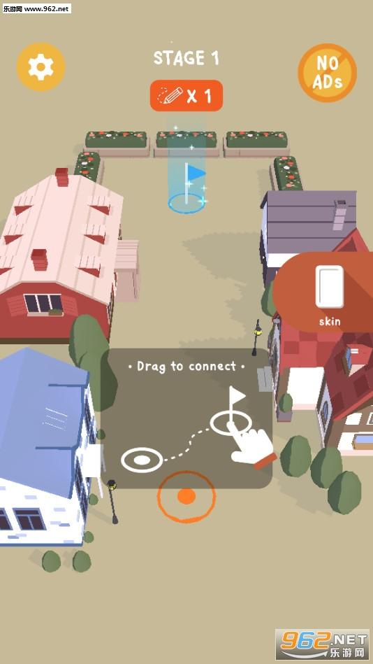 多米诺村庄DominoVillage游戏v1.0.0安卓版截图4
