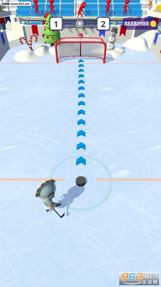 欢乐冰球游戏破解版v1.8.1去广告版截图3