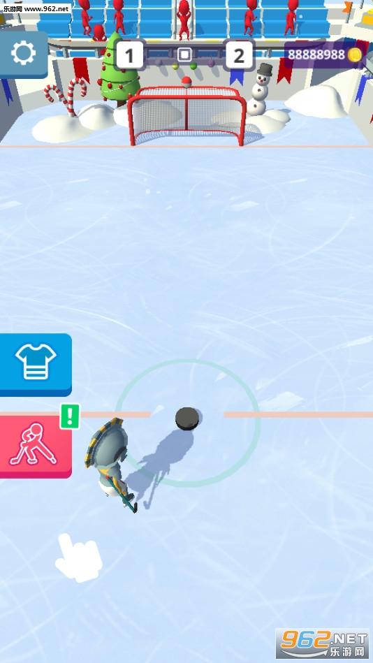 欢乐冰球游戏破解版v1.8.1去广告版截图4