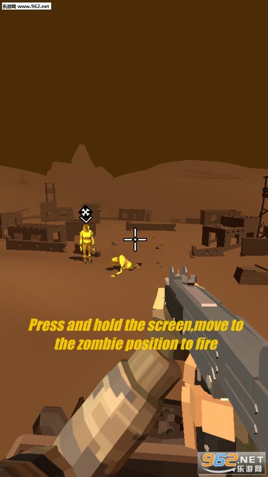 僵尸射手射击游戏无限金币破解版v1.0.8手机版截图3