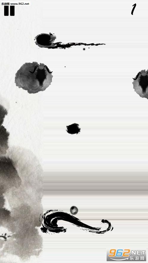 水墨跳跃游戏安卓版截图1