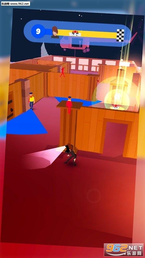 偷跑StealingRun游戏v1.0.5最新版截图3