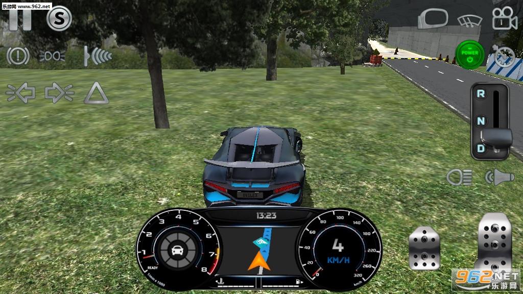 真实驾驶模拟无限金币版v3.9去广告破解版截图0