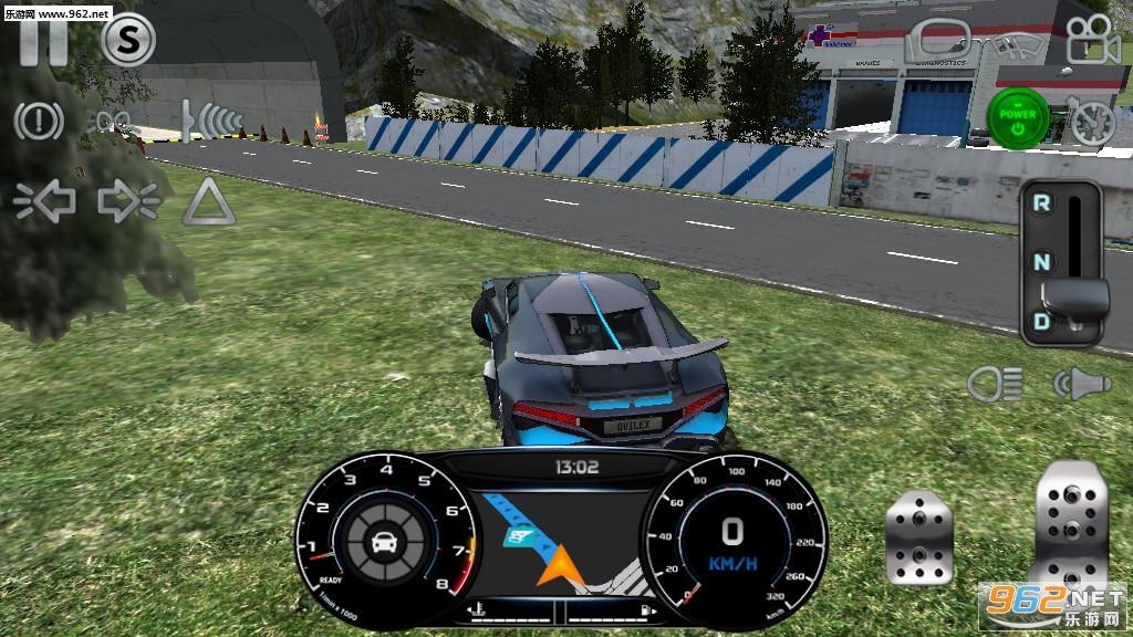 真实驾驶模拟无限金币版v3.9去广告破解版截图1