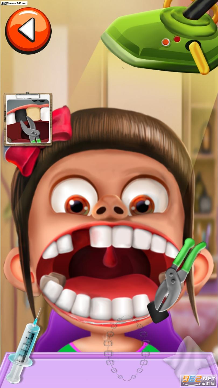 牙医也疯狂红包版v1.2 赚钱版截图0