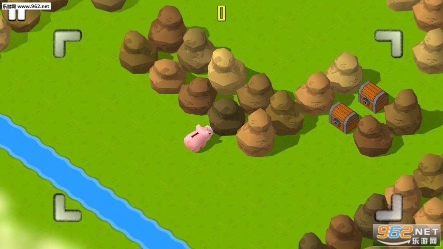 疯狂的小猪勇往直前游戏完整版截图0