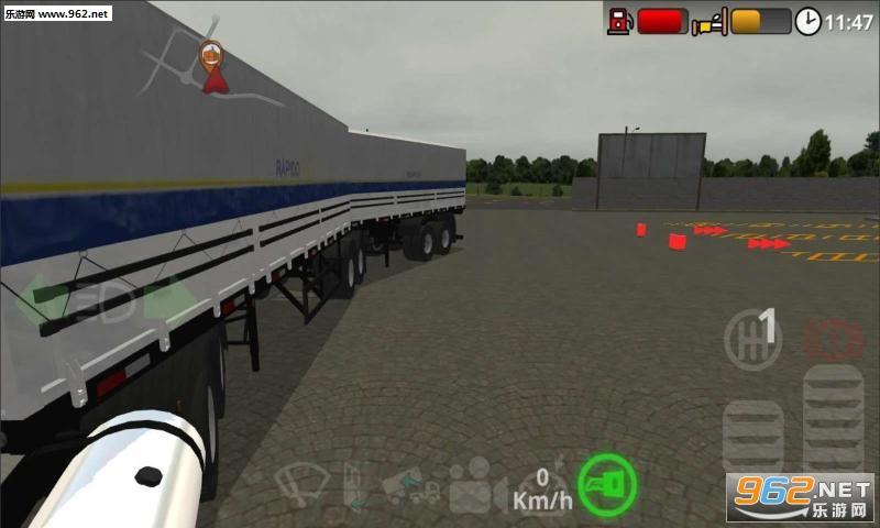 道路行驶破解版v1.1.3 车辆全解锁版截图1