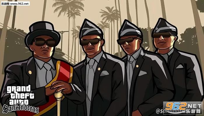 黑人抬棺游戏手游版截图0