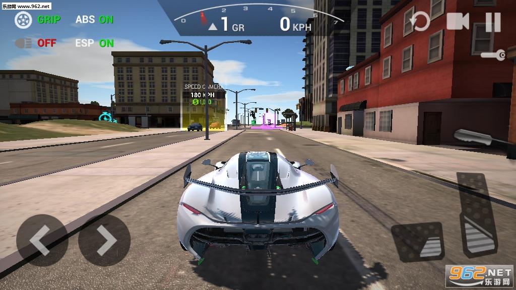 终极汽车驾驶模拟器2020最新版v3.1内购破解版截图3