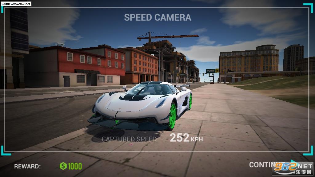终极汽车驾驶模拟器2020最新版v3.1内购破解版截图2