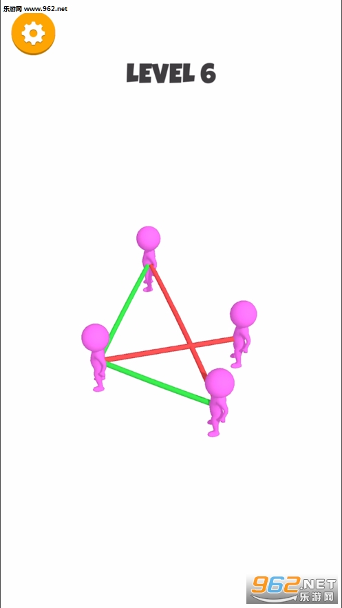 我解绳子贼6(Untwist 3D)v1.0.2 官方版截图0