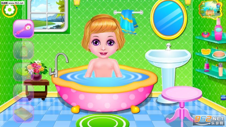 照顾芭比公主宝贝游戏v1.1 完整版截图2