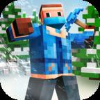 冬季生存工艺世界(像素沙盒创造类游戏)