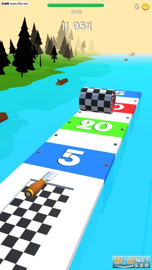 木头削削游戏v1.5.1 去广告破解版_截图0