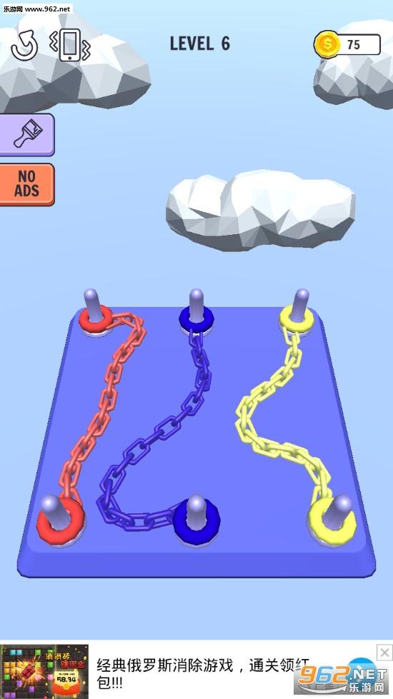 我解绳结贼6手游v2.2 解绳子游戏截图0
