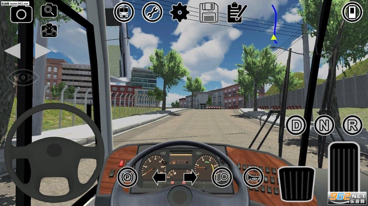 pbsu巴士模拟v246 中文版截图1