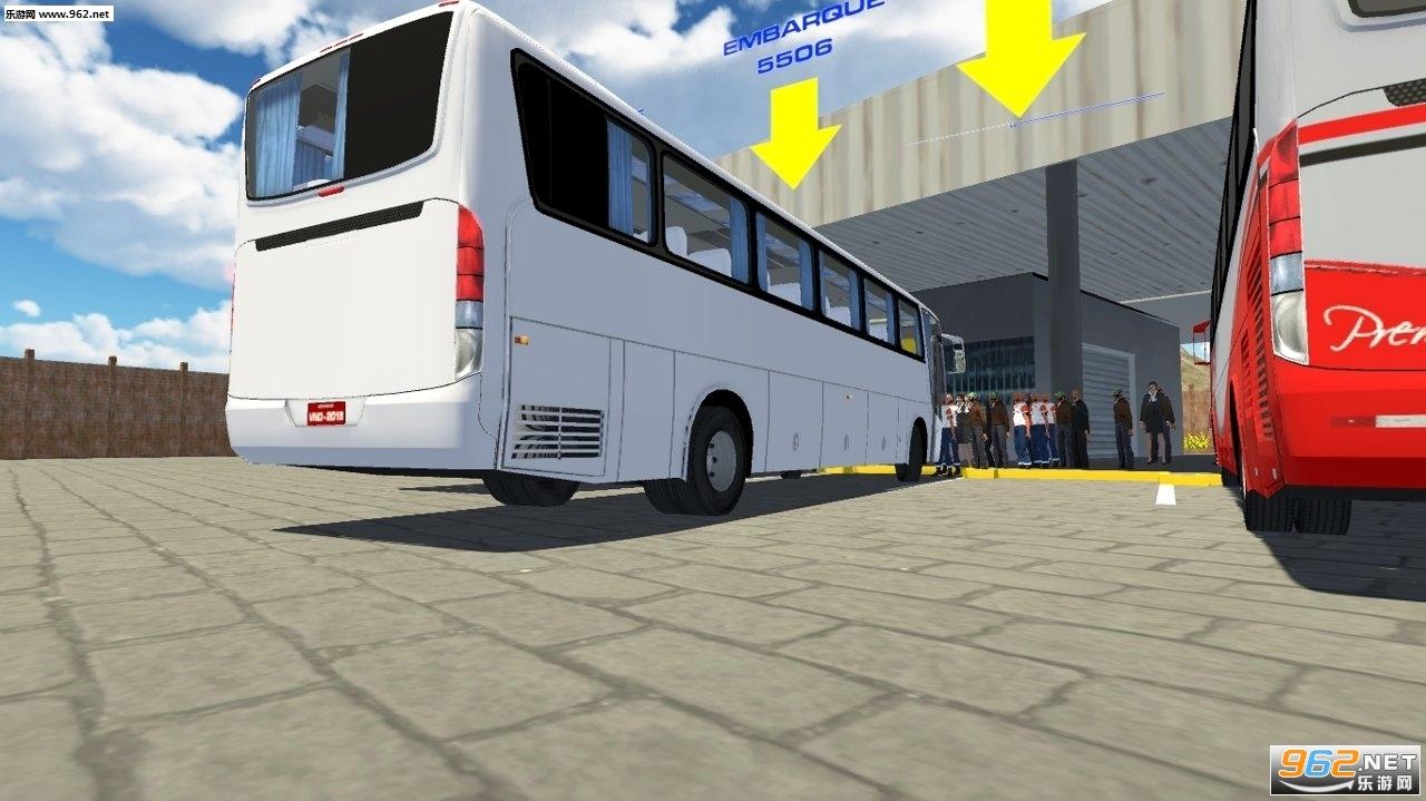 pbsu巴士模拟v246 中文版截图3