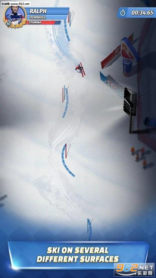 滑雪传奇SkiLegends手游v4.0最新版截图1