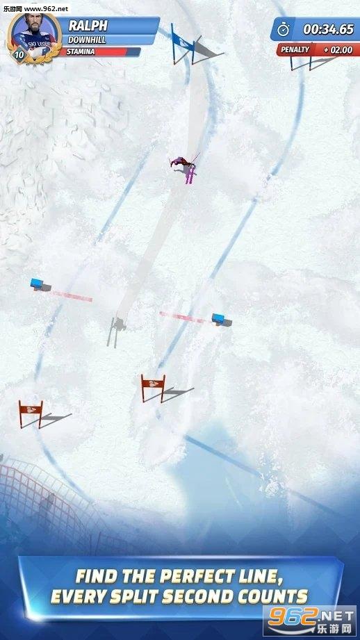 滑雪传奇SkiLegends手游v4.0最新版截图3