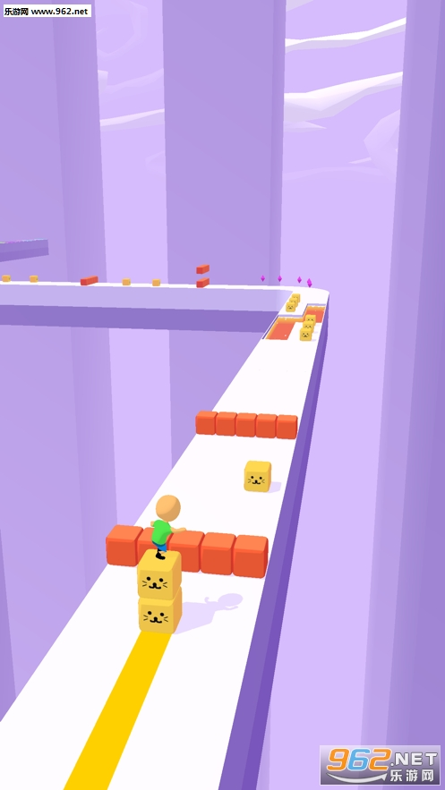 Cube Surfer小游戏v1.4.2_截图0